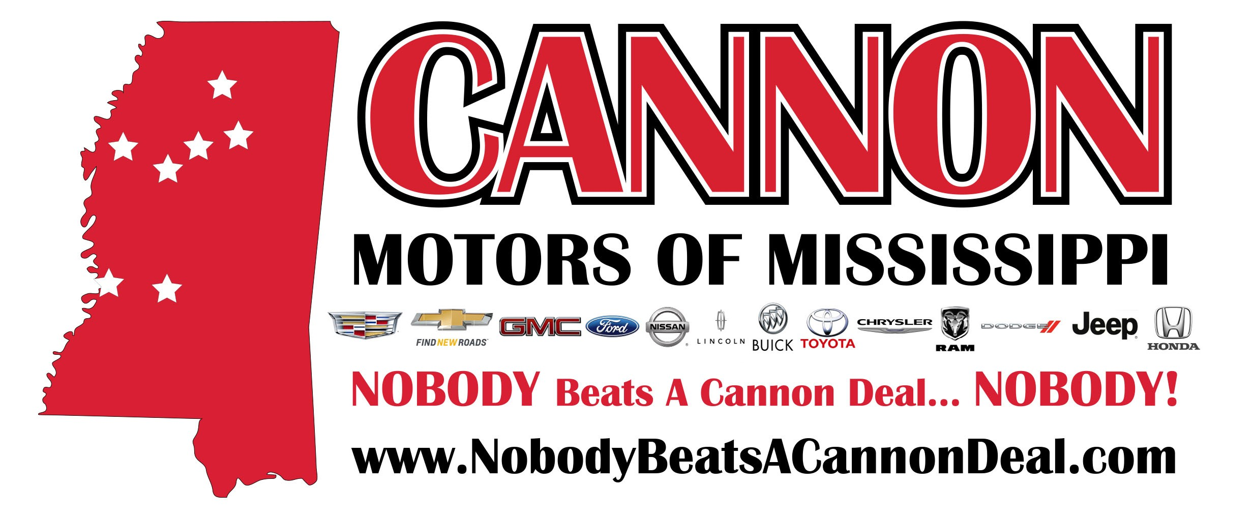 CANNON MOTORS updated Nov 2016