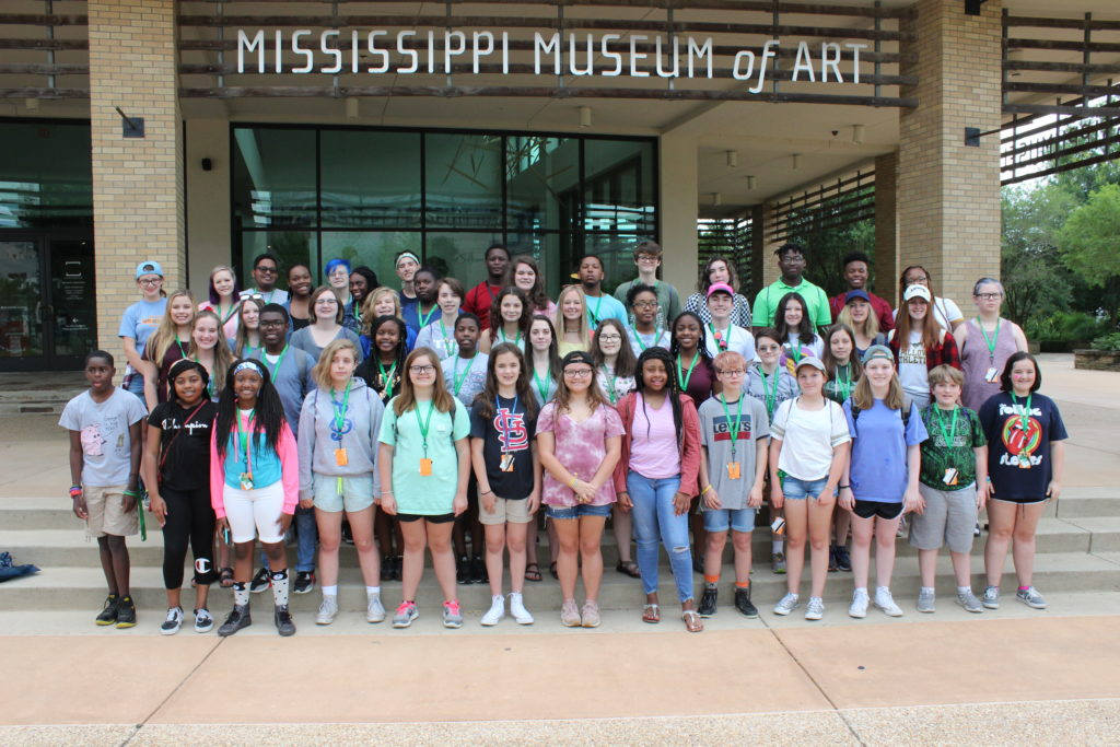 Mississippi Festivals And Events 2020.Mississippi Summer Arts Institute Core Arts Bologna Pac